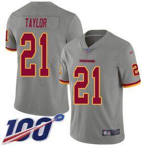 Redskins Sean Taylor 100th Season Jersey